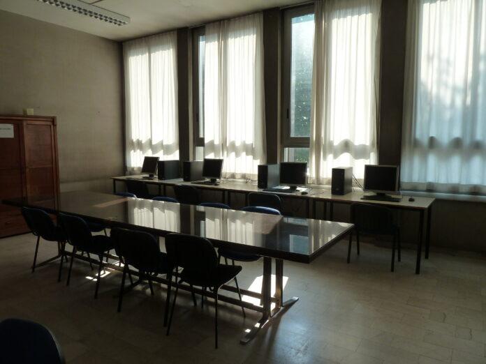 Casale Vigevano - Aula docenti